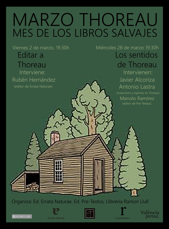 Thoreau, un escritor con principios, por Rafa Rodríguez Gimeno | Verlanga.com 26 febrero 2018