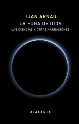 La fuga de Dios, de Juan Arnau
