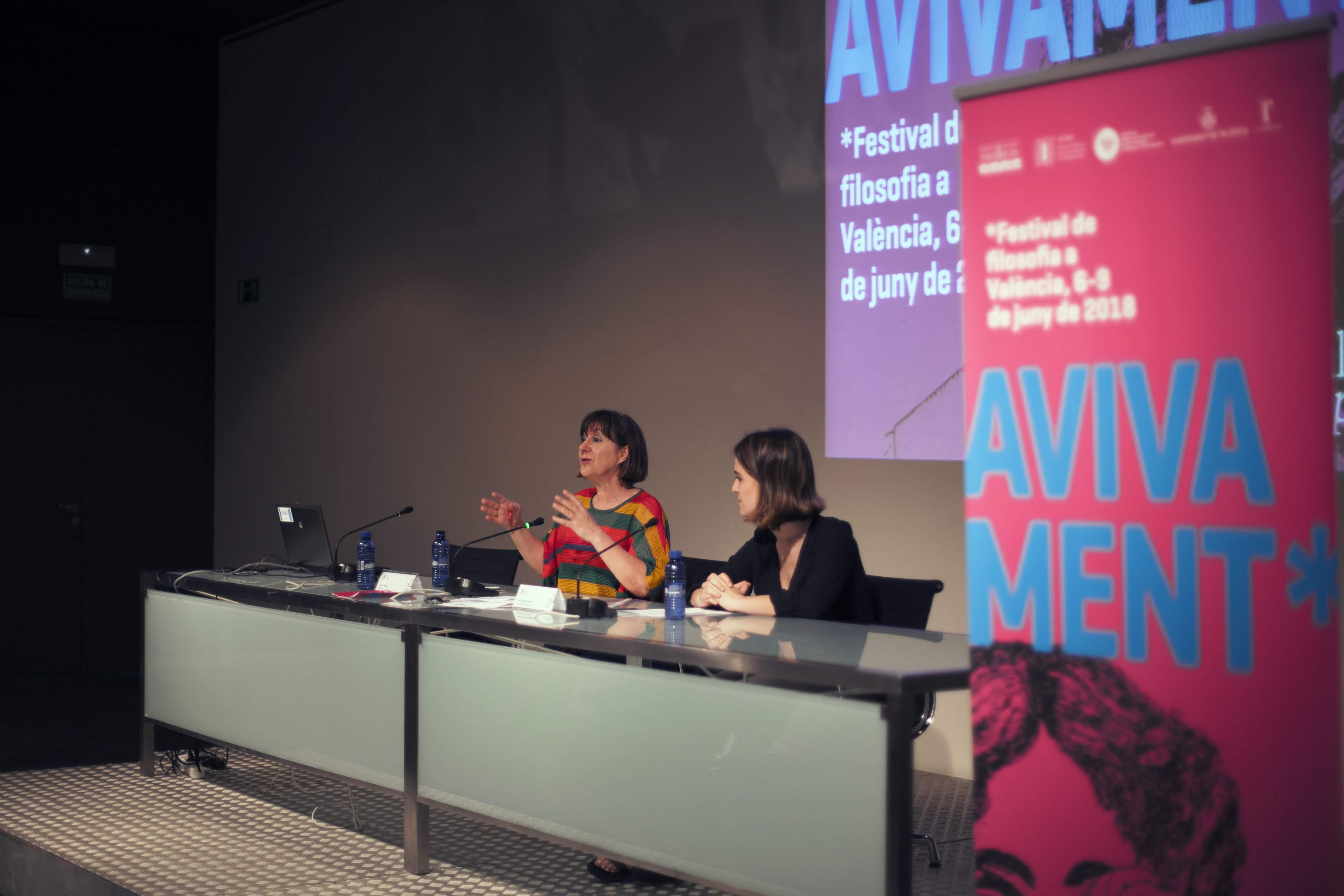 Entrevista amb Ana de Miguel [a propòsit d'Avivament2018], per Laura Martínez | EldiarioCV.es, 9.6.2018