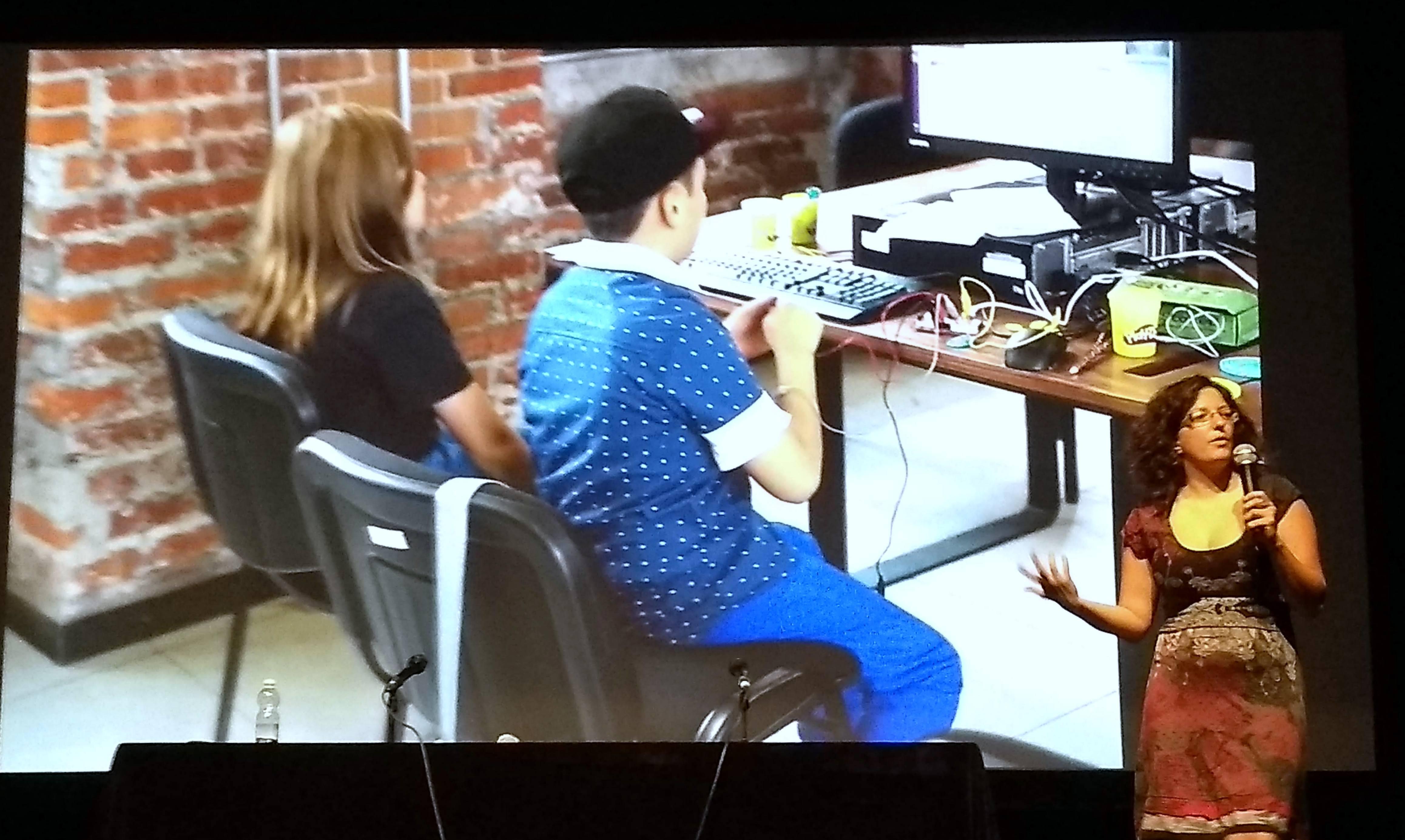 Conferencia de Eurídice Cabañes [Digital Jove 2018]: Videojuegos para el cambio social: género, educación y participación ciudadana