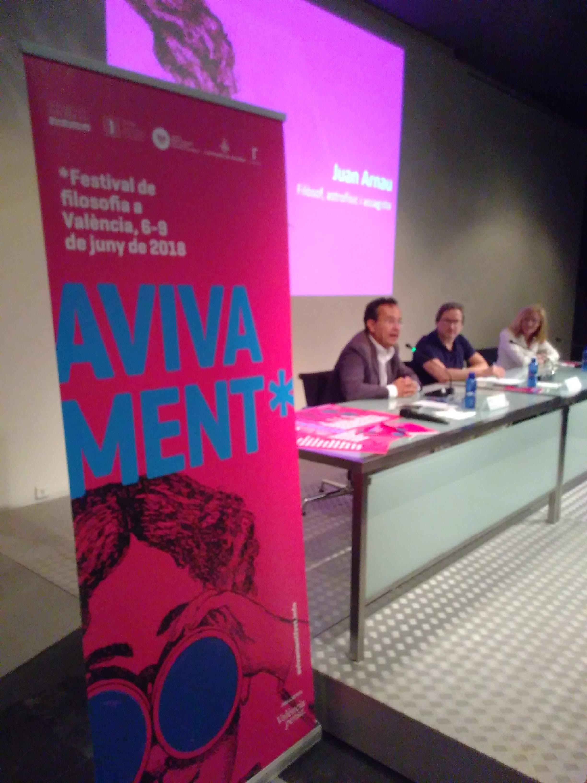 #Avivament2018. Un festival de sabers per compartir | VP-2018-02