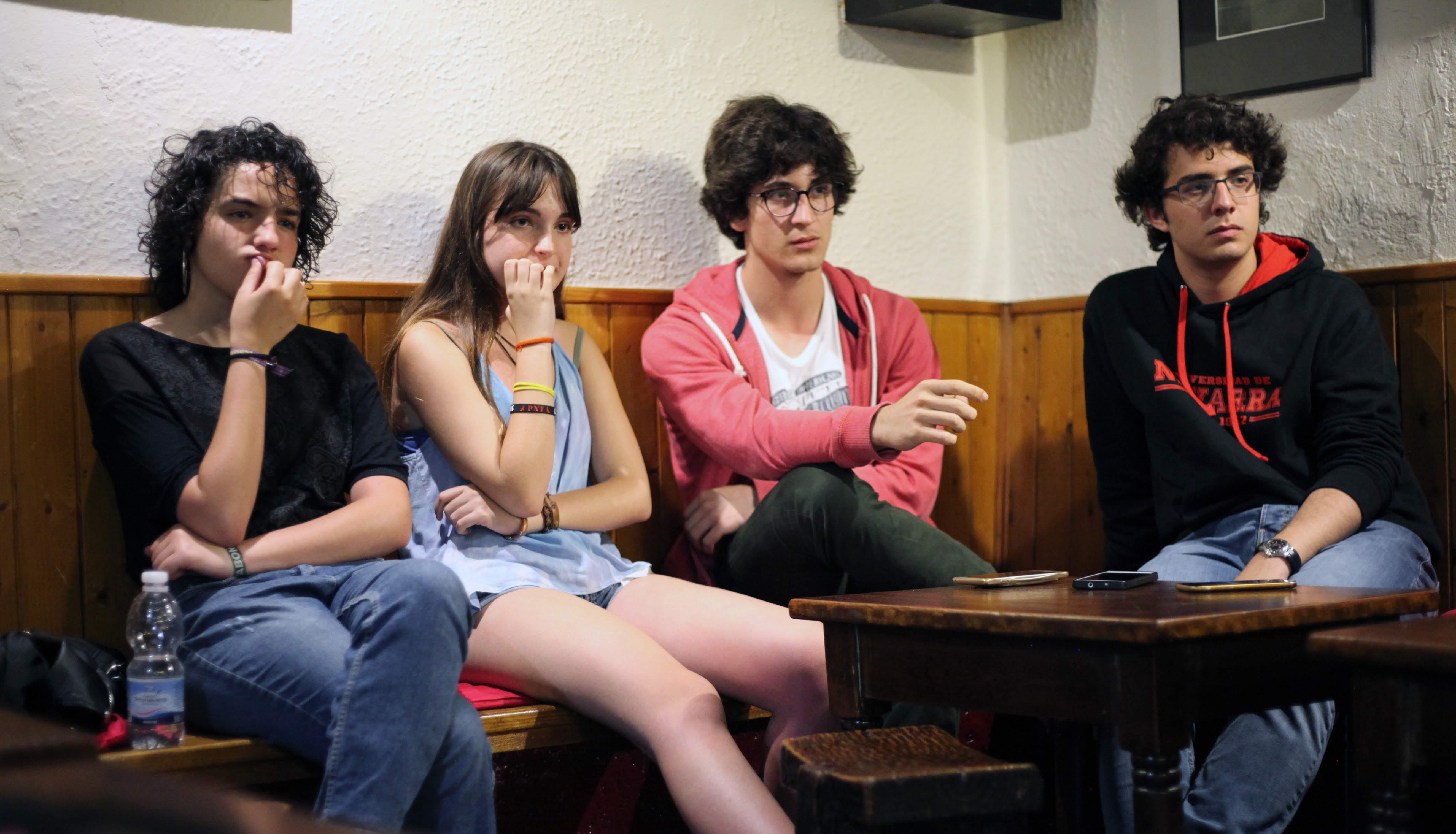 Café Revolter ¿Cuáles son los límites legítimos a la libertad de expresión?, con Ernesto Castro | Gestalguinos, 8 junio 2019, 22 h. #Avivament2019