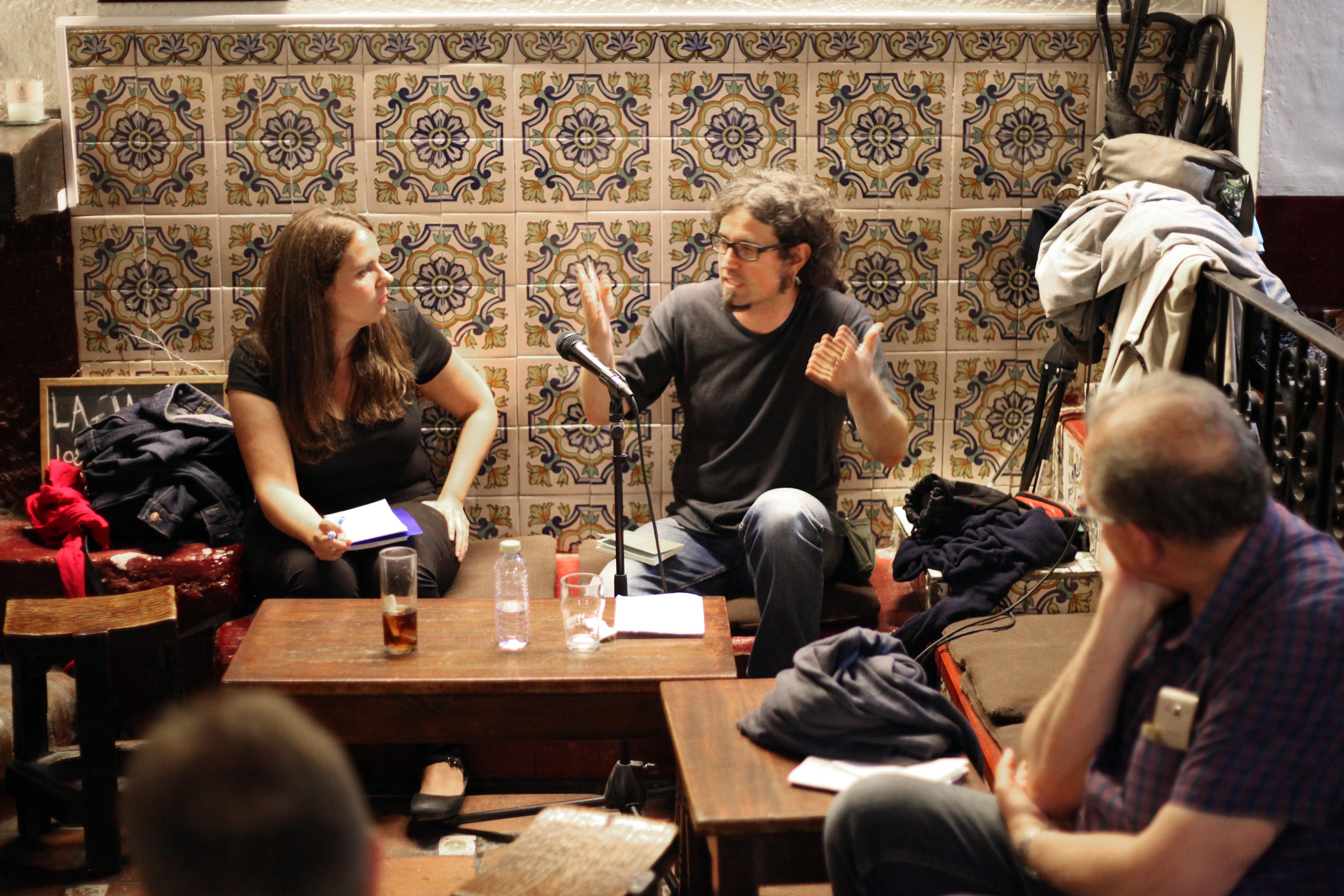 Tot el que és legal és legítim? Café Revolter a #Avivament2018 | VP-2018-08