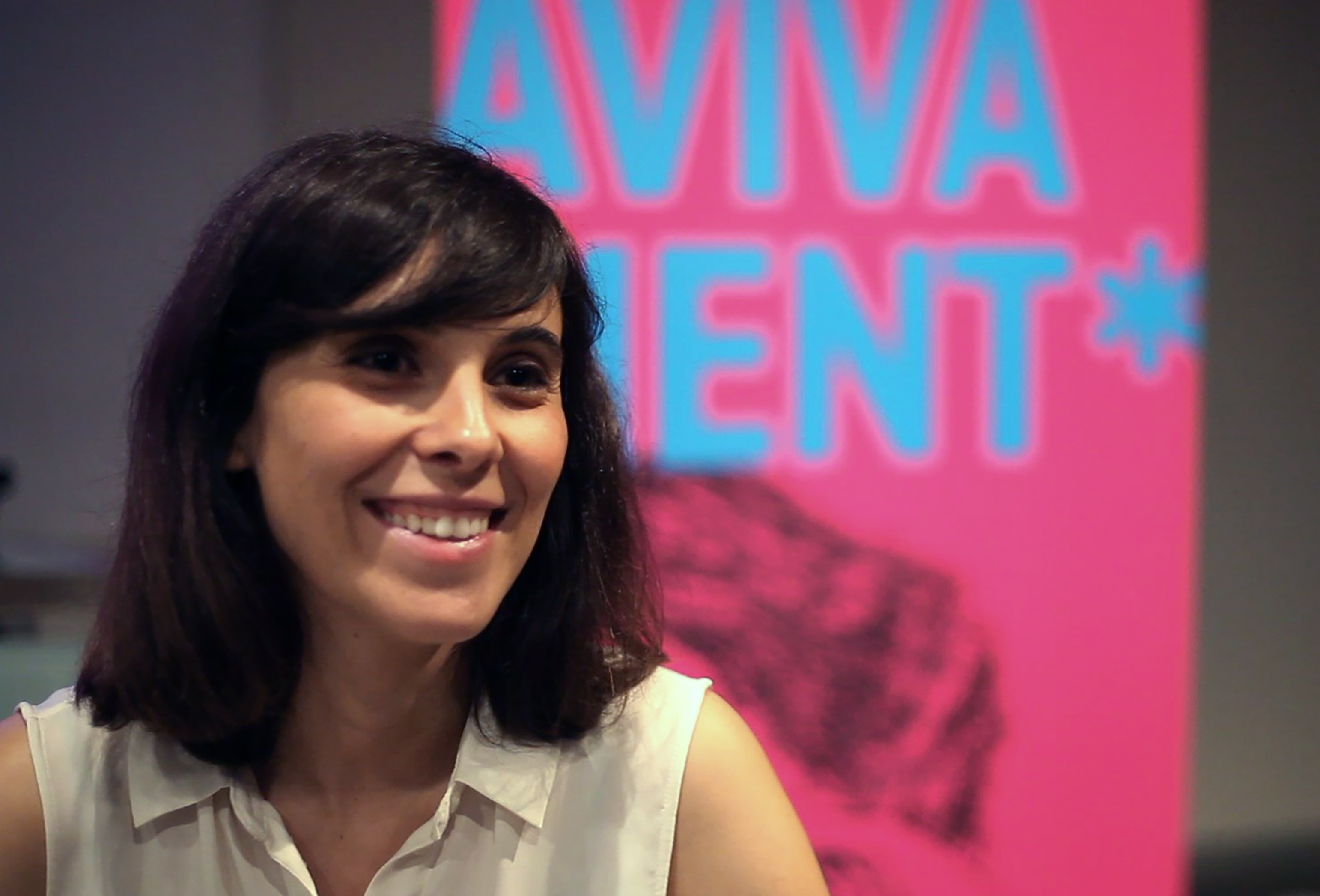 Fotos Cápsulas audiovisuales sobre pensamiento de Marta Negre | MuVIM, 7 junio 2018 #Avivament2018