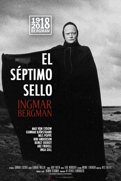 Proyección de El séptimo sello (Bergman, 1957) | MuVIM, 5 junio 2019, 19 h. #Avivament2019