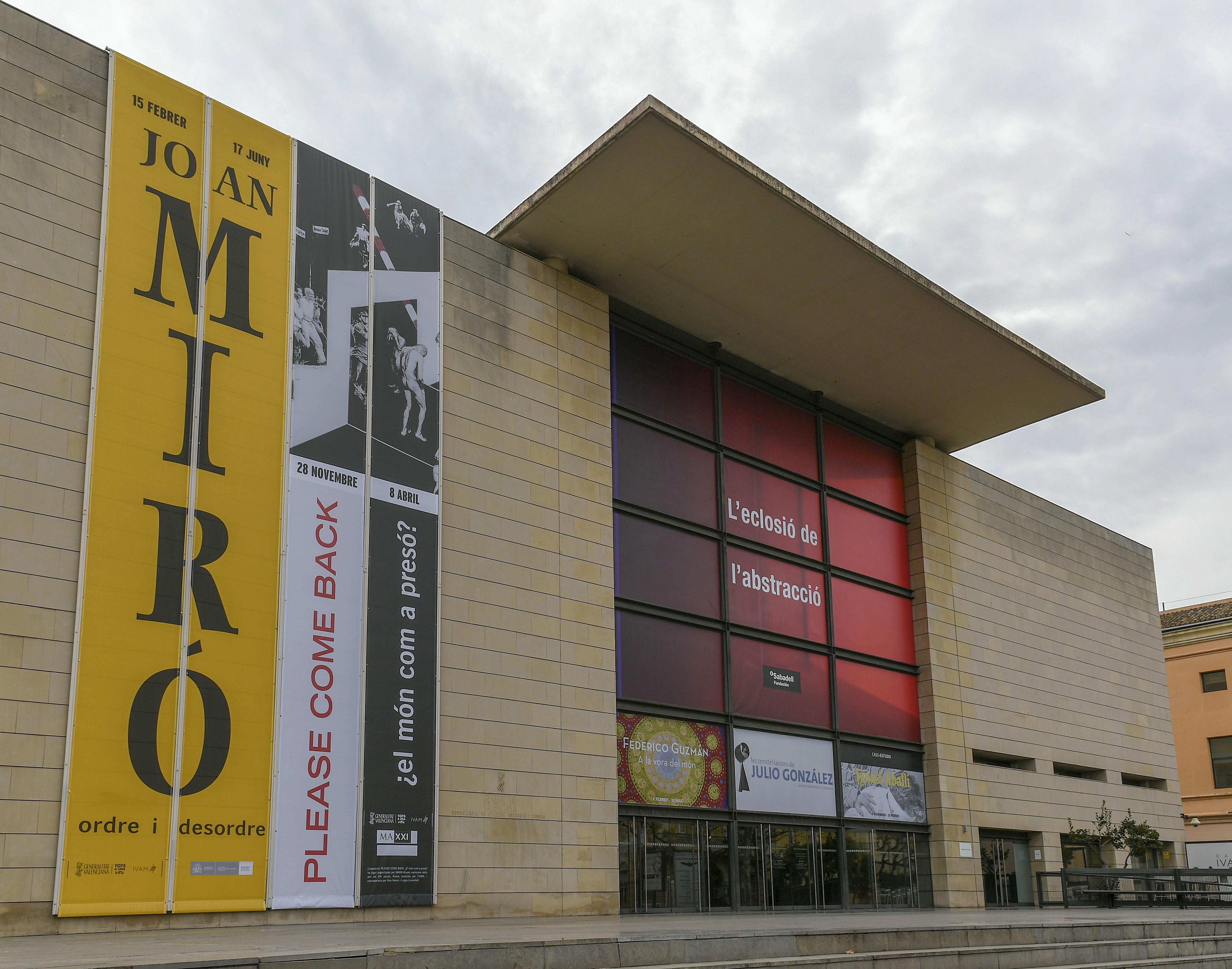 Institut Valencià d'Art Modern, IVAM