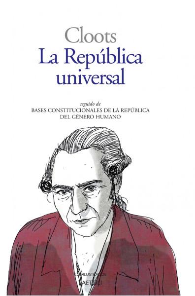 La República universal, de Anacharsis Cloots