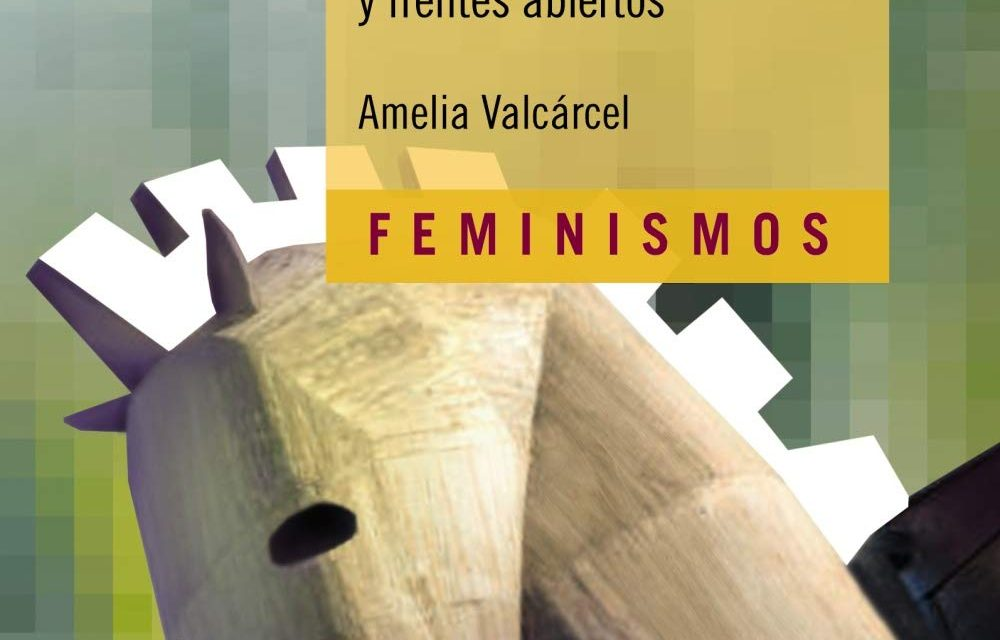 Ahora, Feminismo, de Amelia Valcárcel