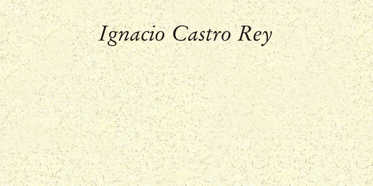 Lluvia oblicua, de Ignacio Castro Rey