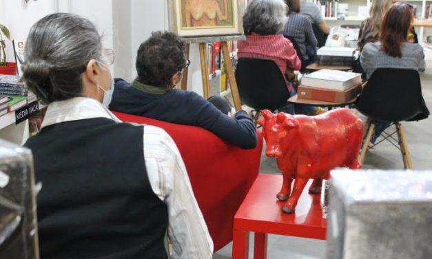 Trobada amb Ignacio Castro Rey | llibreria Ramon Llull, 18 novembre 2020, 19.30 h.