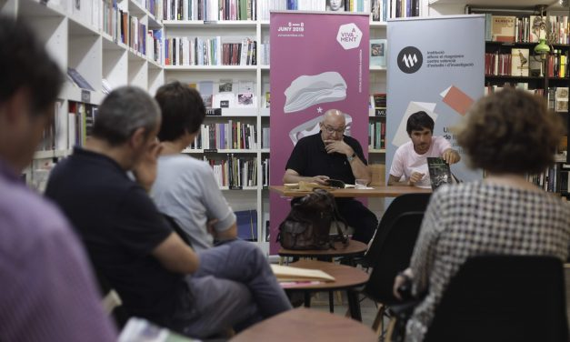 Encuentro con Víctor Gómez Pin | librería Ramón Llull, 16 octubre 2020