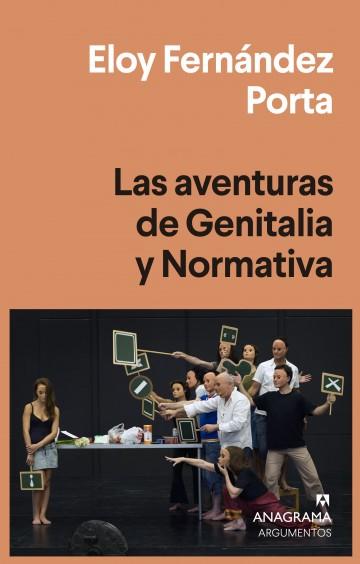 Las aventuras de Genitalia y Normativa, de Eloy Fernández Porta | Librería Ramon Llull, 8 julio 2021, 19 h.